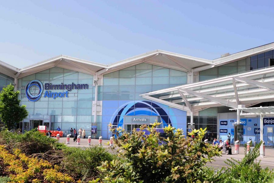 BIRMINGHAM AIRPORT COMMITS TO NET ZERO CARBON TARGET BY 2033