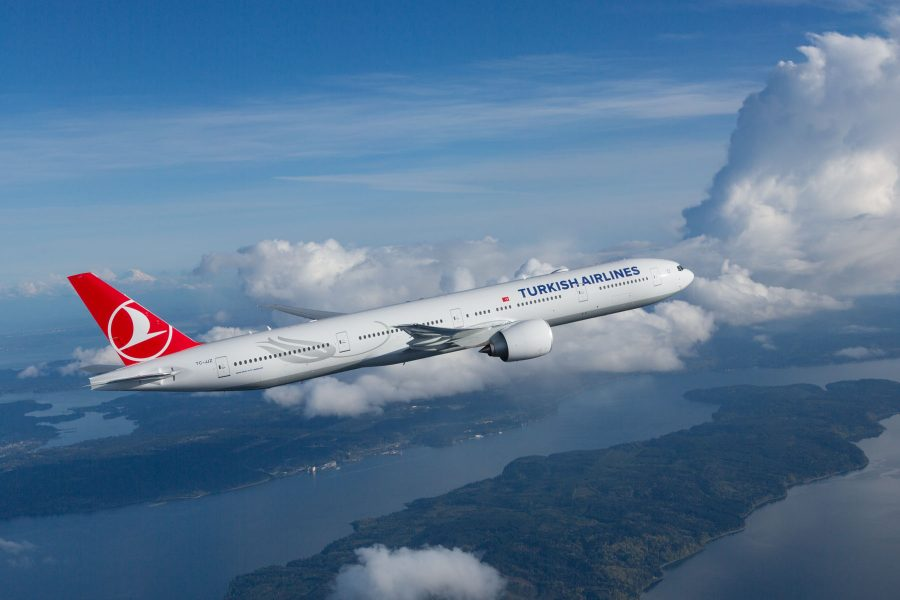 Turkish Airlines to do double daily to Istanbul from Summer 2019