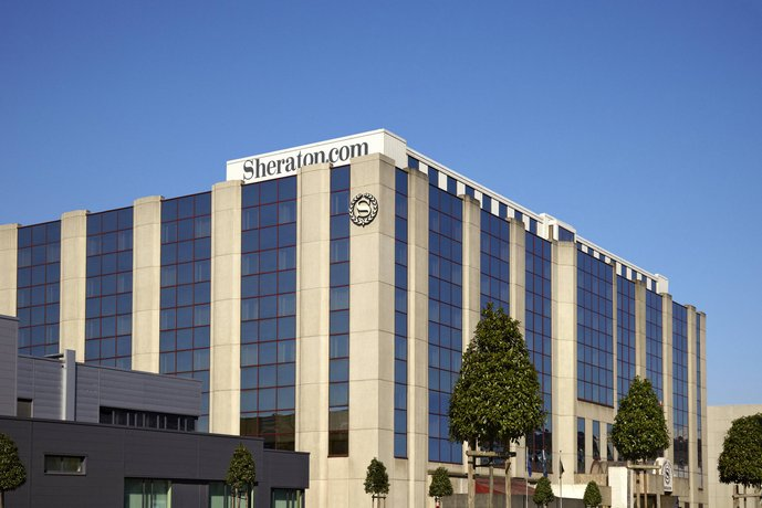 Brussels Airport acquires the Sheraton Airport Hotel